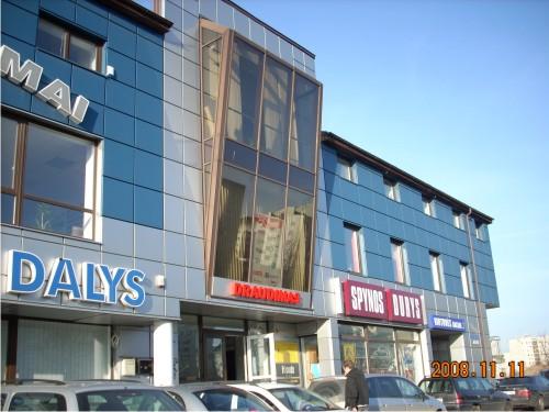 draudimo kaina Vilnius