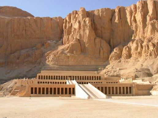 hačepsuto šventykla