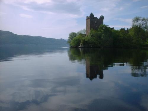 Loch Neso ežeras